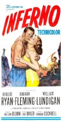 Inferno 1953 DVD - Robert Ryan / Rhonda Fleming